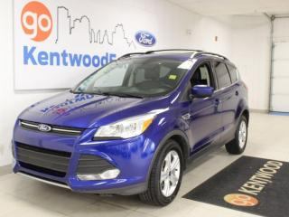 Used 2015 Ford Escape SE | FWD | Heated Leather | Nav | Power Seat | One Owner for sale in Edmonton, AB