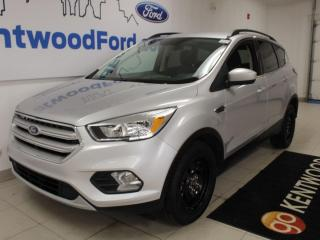 Used 2018 Ford Escape SE | 4WD | Remote Starter | One Owner | LOW Kms | No Accidents for sale in Edmonton, AB