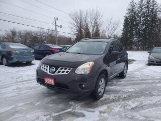 Used 2011 Nissan Rogue S AWD CERTIFIED for sale in Stouffville, ON