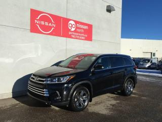 Used 2019 Toyota Highlander LIMITED/AWD/COOLED SEATS/MEMORY SEATS/DRIVER ASSIST for sale in Edmonton, AB