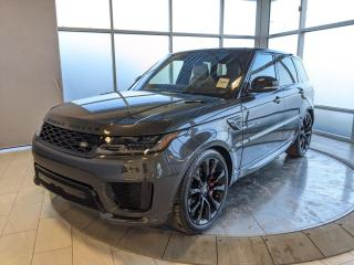 New 2021 Land Rover Range Rover Sport HST for sale in Edmonton, AB