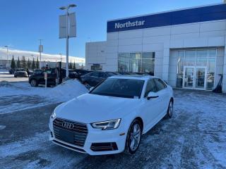 Used 2018 Audi A4 Sedan TECHNIK LETAHER/NAV/SUNROOF/AWD for sale in Edmonton, AB