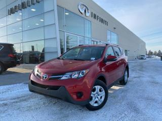 Used 2015 Toyota RAV4 LE AWD for sale in Edmonton, AB