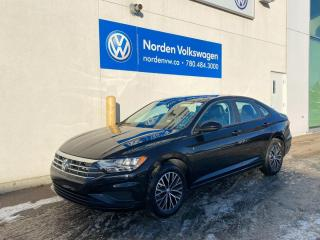 Used 2019 Volkswagen Jetta HIGHLINE - PANO ROOF / LEATHER / VW CERTIFIED! for sale in Edmonton, AB