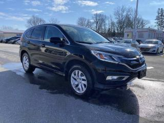 Used 2015 Honda CR-V EX 4dr AWD Sport Utility for sale in Brantford, ON