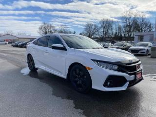 Used 2019 Honda Civic SI Sedan 4dr FWD Sedan for sale in Brantford, ON