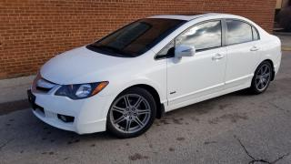 Used 2010 Acura CSX Tech Pkg/ NAVIGATION/ SUNROOF/ LEATHER for sale in Oakville, ON