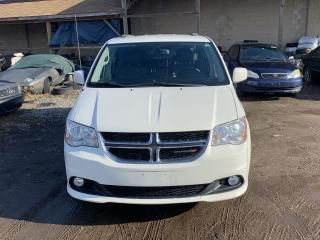 Used 2013 Dodge Grand Caravan Crew Plus for sale in Hamilton, ON