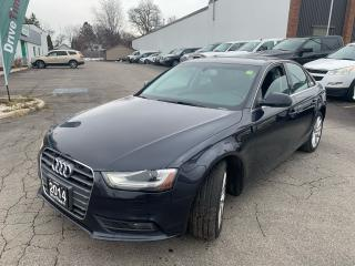 Used 2014 Audi A4 Progressiv for sale in London, ON