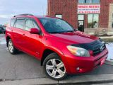 Photo of Red 2008 Toyota RAV4