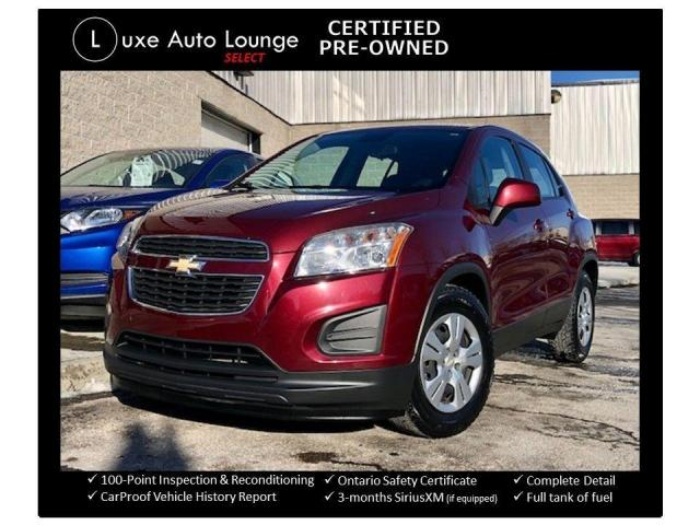 2015 Chevrolet Trax LS, WINTER TIRES, POWER GROUP!!