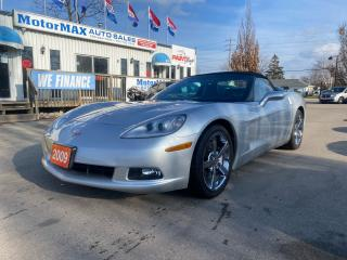 Used 2009 Chevrolet Corvette LT1-ACCIDENT FREE for sale in Stoney Creek, ON