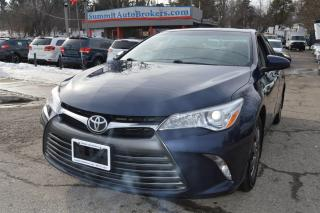Used 2016 Toyota Camry LE for sale in Richmond Hill, ON