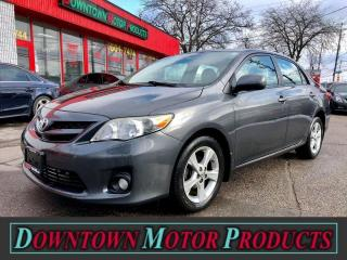 Used 2011 Toyota Corolla LE for sale in London, ON