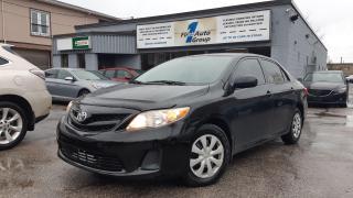 Used 2011 Toyota Corolla CE w/Navi for sale in Etobicoke, ON
