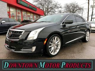 Used 2015 Cadillac XTS V Sport Platinum AWD for sale in London, ON