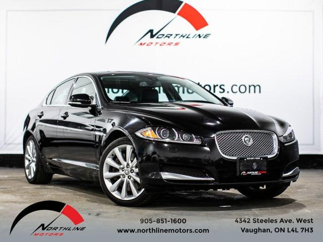 2013 Jaguar XF 3.0 AWD/Navigation/Camera/Sunroof