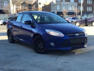 Used 2012 Ford Focus SE|Low Mileage|Certified|Warranty. for sale in Burlington, ON