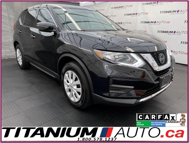 2018 Nissan Rogue AWD+FEB Safety Shield+Blind Spot+Emergency Brake
