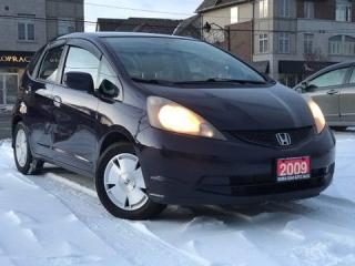 Used 2009 Honda Fit LX|Low Mileage|Certified|Warranty. for sale in Burlington, ON