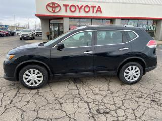 Used 2016 Nissan Rogue S for sale in Cambridge, ON