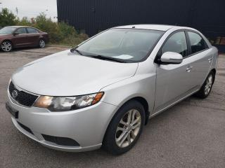Used 2012 Kia Forte EX for sale in North York, ON