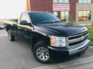 Used 2010 Chevrolet Silverado 1500 2-Door Long Box for sale in Rexdale, ON