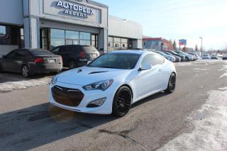 Used 2015 Hyundai Genesis Coupe Premium for sale in Calgary, AB