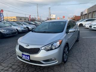 Used 2016 Kia Forte EX for sale in Hamilton, ON