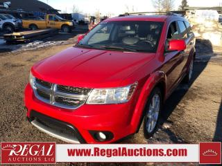 Used 2015 Dodge Journey R/T 4D Utility AWD for sale in Calgary, AB