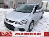 Photo of Silver 2018 Chevrolet Sonic