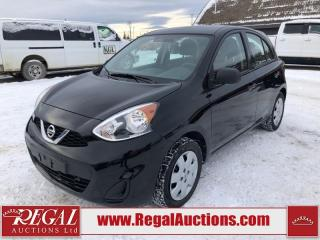 Used 2019 Nissan Micra S 4D HATCHBACK 1.6L for sale in Calgary, AB