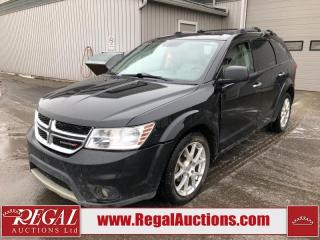 Used 2012 Dodge Journey R/T 4D Utility AWD 3.6L for sale in Calgary, AB