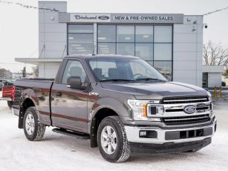 Used 2018 Ford F-150 XLT CLEAN CARFAX | ONE OWNER | RARE SHORT BOX for sale in Winnipeg, MB