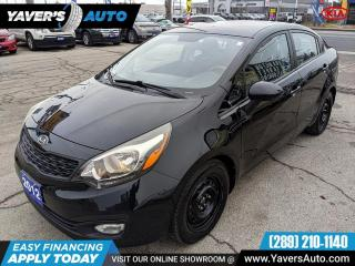 Used 2012 Kia Rio LX for sale in Hamilton, ON
