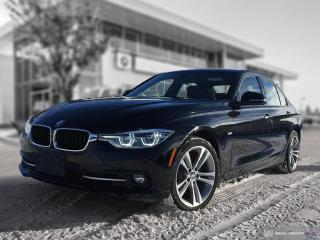 Used 2016 BMW 3 Series 328i xDrive Sport Line! Enhanced! for sale in Winnipeg, MB