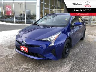 Used 2017 Toyota Prius 5DR HB for sale in Winnipeg, MB