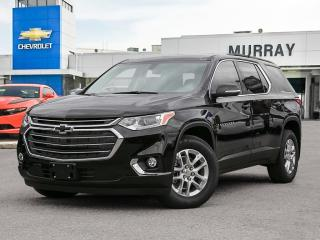 New 2021 Chevrolet Traverse LT Cloth for sale in Winnipeg, MB