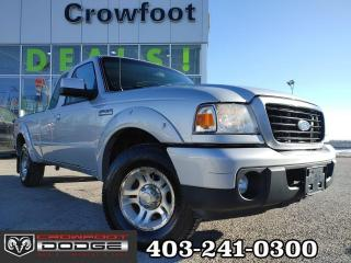 Used 2008 Ford Ranger XLT AUTOMATIC SUPERCAB for sale in Calgary, AB