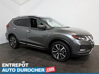 Used 2017 Nissan Rogue SL AWD NAVIGATION - toit Ouvrant - A/C - Cuir for sale in Laval, QC