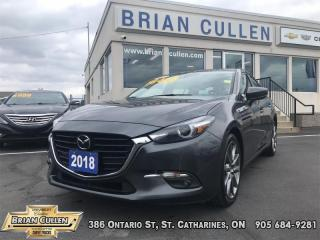 Used 2018 Mazda MAZDA3 SPORT GT for sale in St Catharines, ON