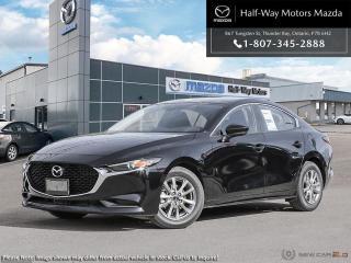 New 2021 Mazda MAZDA3 GX for sale in Thunder Bay, ON