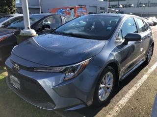 New 2021 Toyota Corolla LE for sale in North Vancouver, BC