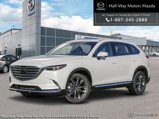 New 2021 Mazda CX-9 Signature for sale in Thunder Bay, ON