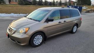 Used 2009 Honda Odyssey 5dr Wgn LX for sale in Mississauga, ON