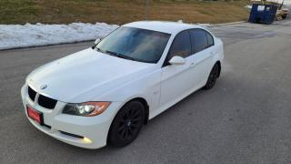 Used 2007 BMW 3 Series 4dr Sdn 328i RWD for sale in Mississauga, ON