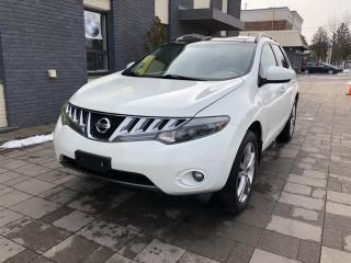 Used 2009 Nissan Murano AWD for sale in Nobleton, ON