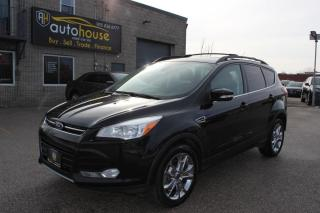 Used 2013 Ford Escape NAVI /4WD /LEATHER SEATS /PANAROOF for sale in Newmarket, ON