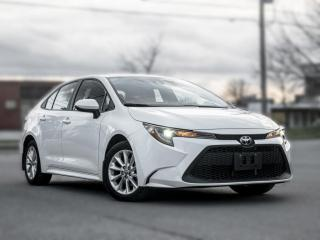 Used 2020 Toyota Corolla LE | ROOF |BACK UP | B.SPOT |HEATED SEATS |APPLE CAR PLAY for sale in North York, ON