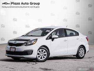Used 2016 Kia Rio 4 LX+/AT for sale in Richmond Hill, ON